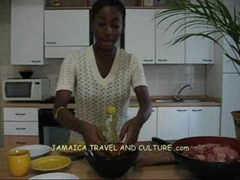 Jamaican Curry Chicken Video Recipe