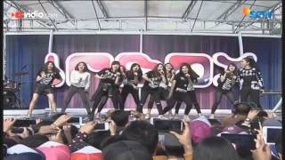 Video Cherrybelle ft Adila - I Am Super Swag (Live on Inbox Gotong Royong) MP3, 3GP, MP4, WEBM, AVI, FLV Juli 2018