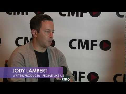 "CCMF Hollywood 2012 - ""People Like Us"" & Writer Jody Lambert"