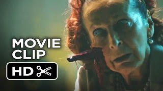 Stung Movie CLIP - Door (2015) - Horror Comedy HD
