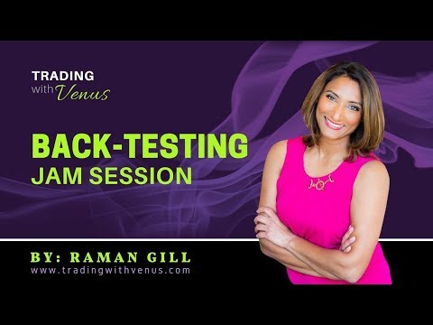 Back-Testing Jam Session: Forex Trading Strategy