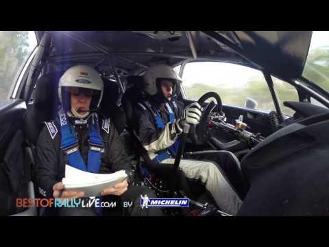Tanak testing - 2015 WRC Rallye Monte-Carlo - Best-of-RallyLive.com
