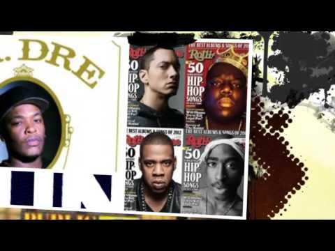 Hip-hop  cultural influences in America.
