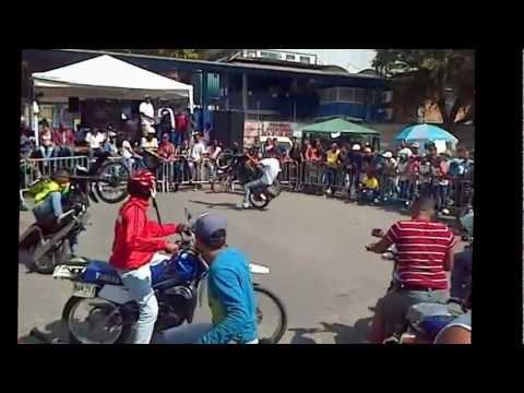 Moto Pirueta En Los Teques 17/02/2013 @ Junior Pirueta