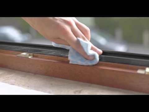 [DQ-PP] Selbstmontage von Fensterdichtung - Anleitungsvideo