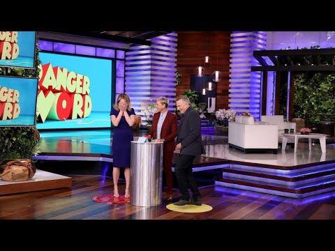 Helen Hunt & Paul Reiser Play 'Danger Word'