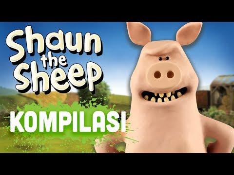 Shaun the Sheep - Season 4 Compilation (Episodes 21-25) (видео)