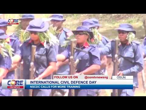 OSUN INTERNATIONAL CIVIL DEFENCE DAY...!