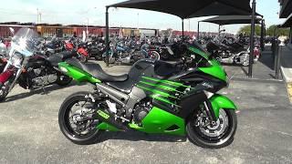 6. 006350 - 2014 Kawasaki Ninja ZX 14R - Used motorcycles for sale
