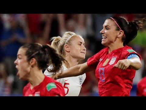 Μουντιάλ Γυναικών: Στον τελικό οι ΗΠΑ