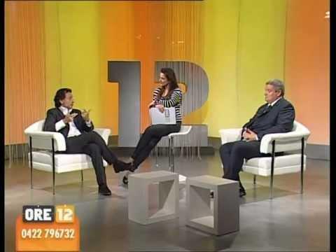 Dott. Domenico Miccolis ospite in diretta alla trasmissione ORE 12 prima parte