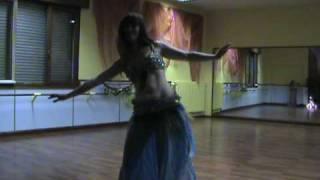 Amandine Danseuse Orientale