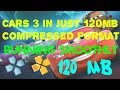Download cars 2 games in just 120 mb for ppsspp emulator
