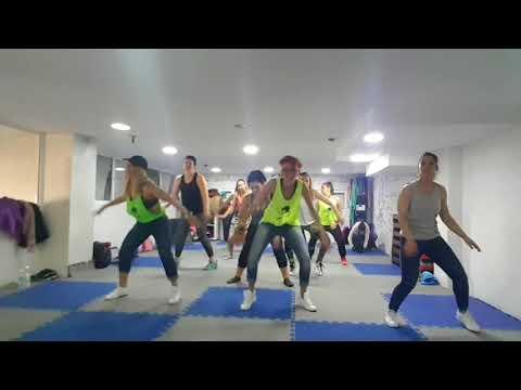 Choreo Shaka Dance® Iniciación Afro - Ceuta - Loke by SHiiKANE.