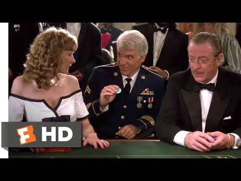 Dirty Rotten Scoundrels (1988) - Wheelchair Roulette Scene (7/12) | Movieclips