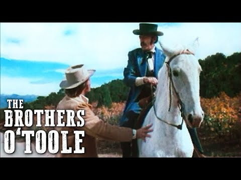 The Brothers O'Toole | Classic WESTERN Film | Full Length Movie | Free Cowboy Movie | Wild West