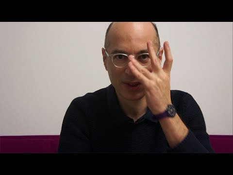 [École Écriture -  Conseils d'écriture ] Bernard Werber (1/4)