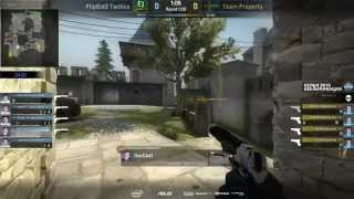 Property vs Flipsid3, game 1
