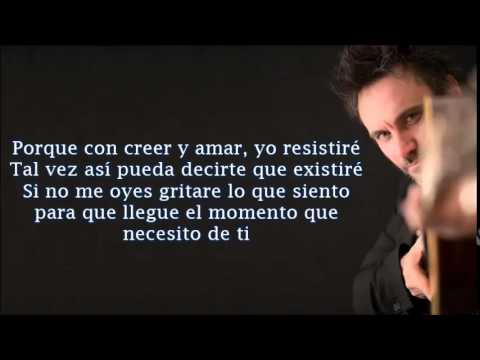 , title : 'Nek -  Con Creer Y Amar yo resistire'
