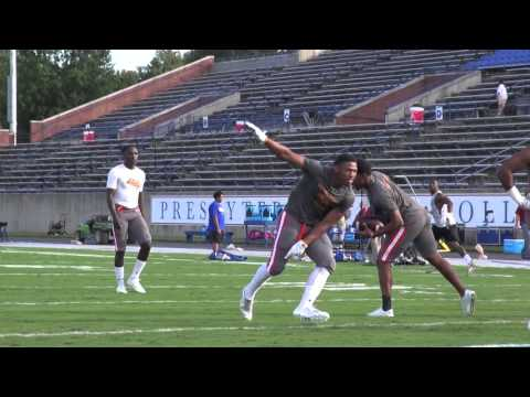 Football - Relive the Presbyterian Road Trip