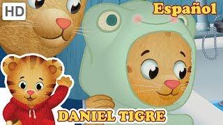 Daniel Tigre en Español - 4 Horas de la Temporada 1 (Compilación de Clips) | Videos para Niños