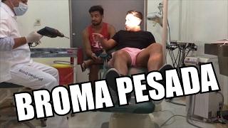 BROMA PESADA A YAO CABRERA CON FINAL INESPERADO - Dos Bros