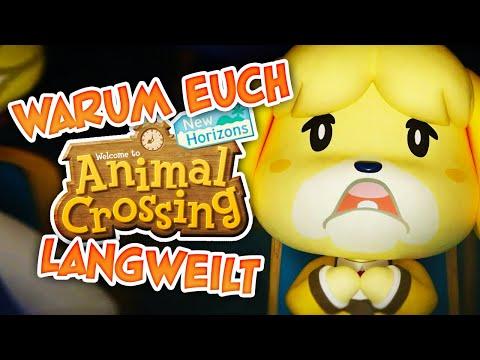 Warum ANIMAL CROSSING NEW HORIZONS euch LANGWEILT!