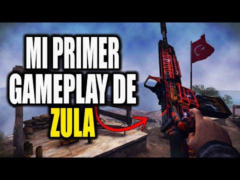 MI PRIMER VÍDEO DE ZULA LATINO (gameplay en español)