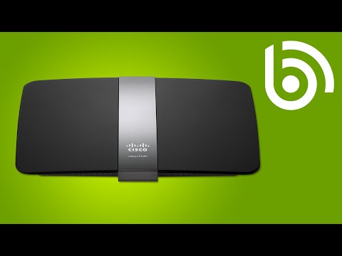 Linksys E4200 First Look