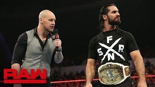 Nonton Seth Rollins On Baron Corbin   S    Abject Failure    Running Raw  Raw  Dec  10  2018 Film Subtitle Indonesia Streaming Movie Download