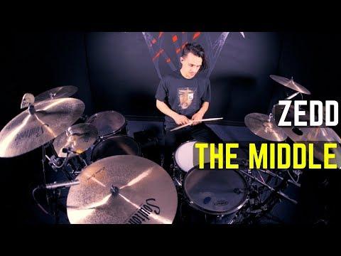 Video Zedd - The Middle ft. Maren Morris, Grey | Matt McGuire Drum Cover download in MP3, 3GP, MP4, WEBM, AVI, FLV January 2017
