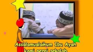 nasyid assalamualaikum