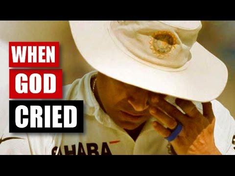 Download 6 Times When Sachin Tendulkar Cried HD Mp4 3GP Video and MP3