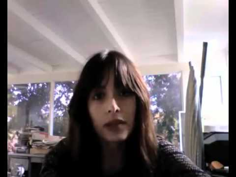 Sarah Shahi introduce 3rd episode of Fairly Legal