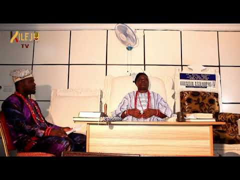 Full history of Iragbiji in State of Osun by HRM Oba Abdul-Rasheed Ayotunde Olabomi Odundun IV Aragb