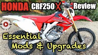 7. Honda CRF250X Review - Tips and my first impression of the bike - 2015 Honda CRF250X | GoPro Hero 8