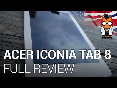 Acer Iconia Tab 8 (A1-840FHD): $200 Android Tablet Reviewed