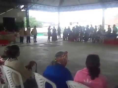 apresentação junina em alagoa nova