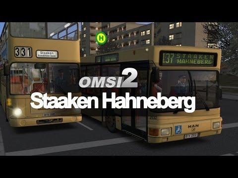 OMSI 2 - Linie 137 am Rathaus Spandau - OMSI Bus Simulator Test-Serie