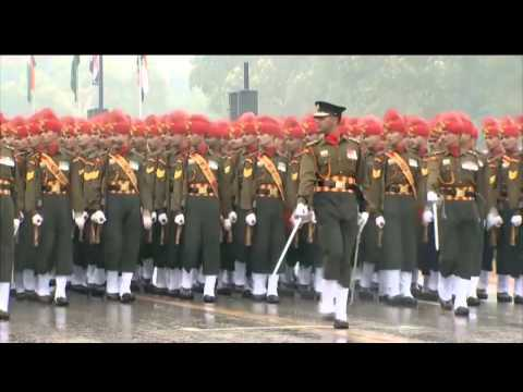 Hell March Indian Army 2015 Official HD