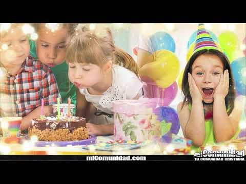 Tarjetas de amor - 20 versos para bendecir y celebrar un cumpleaños