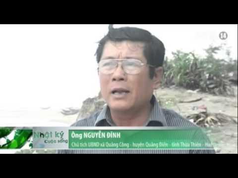 Thừa Thiên Huế: Xói lở bờ biển nghiêm trọng