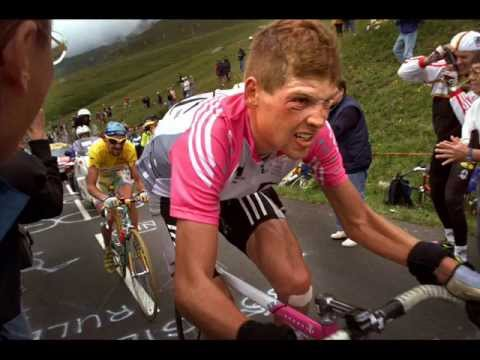 Ullrich - I don´t care a sh*t if the guy doped. He was the greatest talent to ever rode a bike.