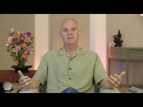 Adyashanti Video: Retreat Back Into the Retreat of Your Life