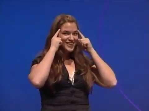 Én sem születtem világbajnoknak I Fónagy Vera I TEDxY@Budapest2010