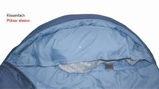 Летний спальник-одеяло High Peak Ellipse 3