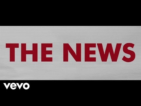 The News Lyric Video