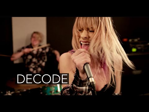 "Paramore  ""Decode"" Cover by Andie Case"