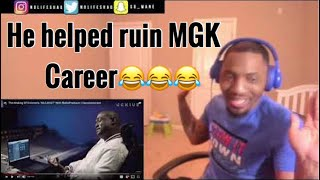 Video The Making Of MGK's Funeral With IllaDaProducer | REACTION MP3, 3GP, MP4, WEBM, AVI, FLV Desember 2018