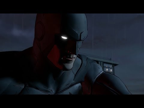 Telltale's Batman: The Enemy Within - Announcement Trailer